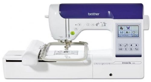 Brother Innovis F480 Sewing & Embroidery Machine - Shop Dem